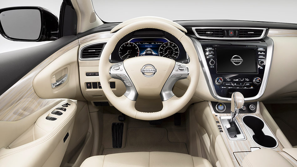 2015-nissan-murano-interior-steering-wheel