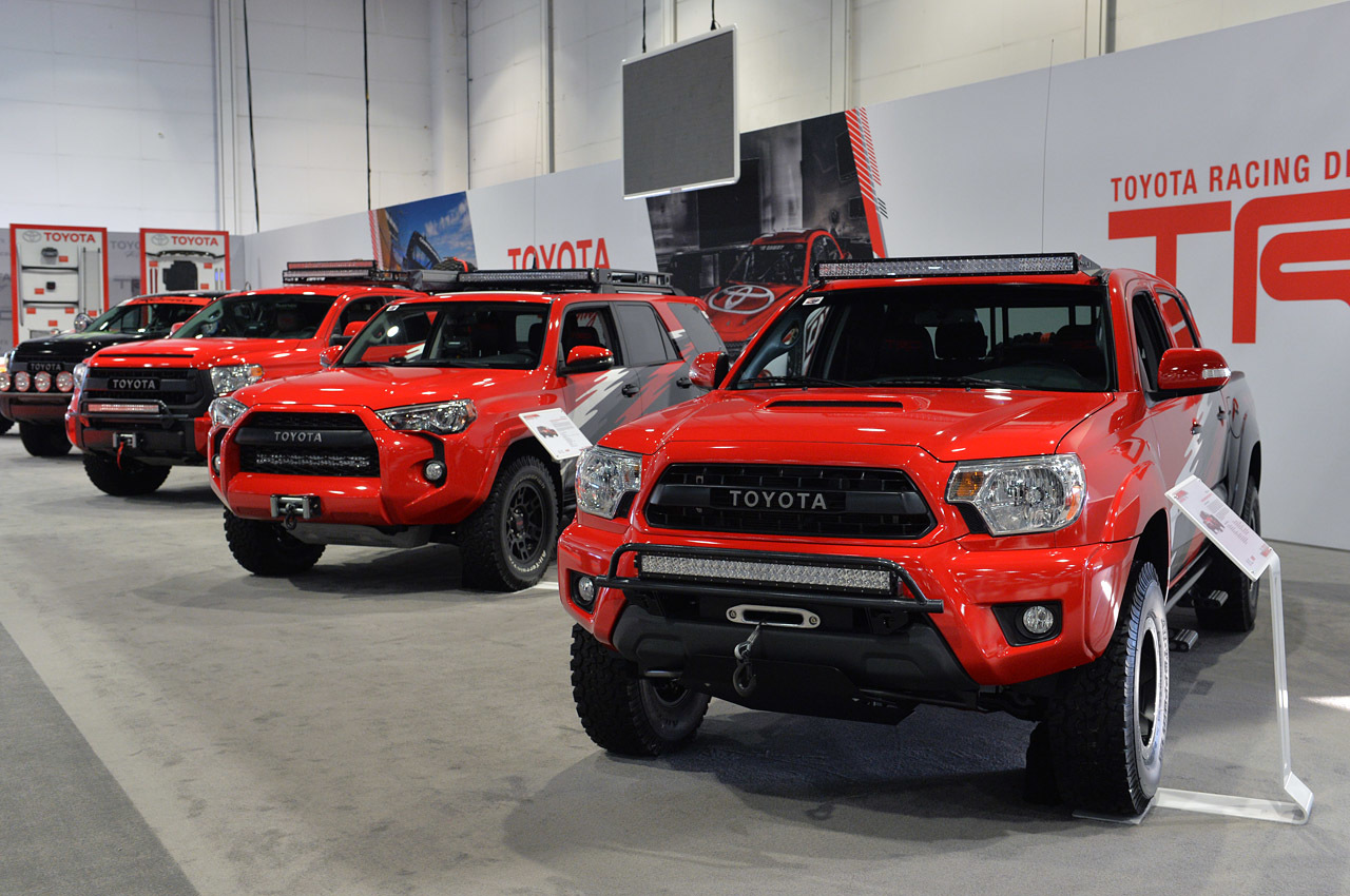 Toyota-TRD-Pro-Chase-Truck