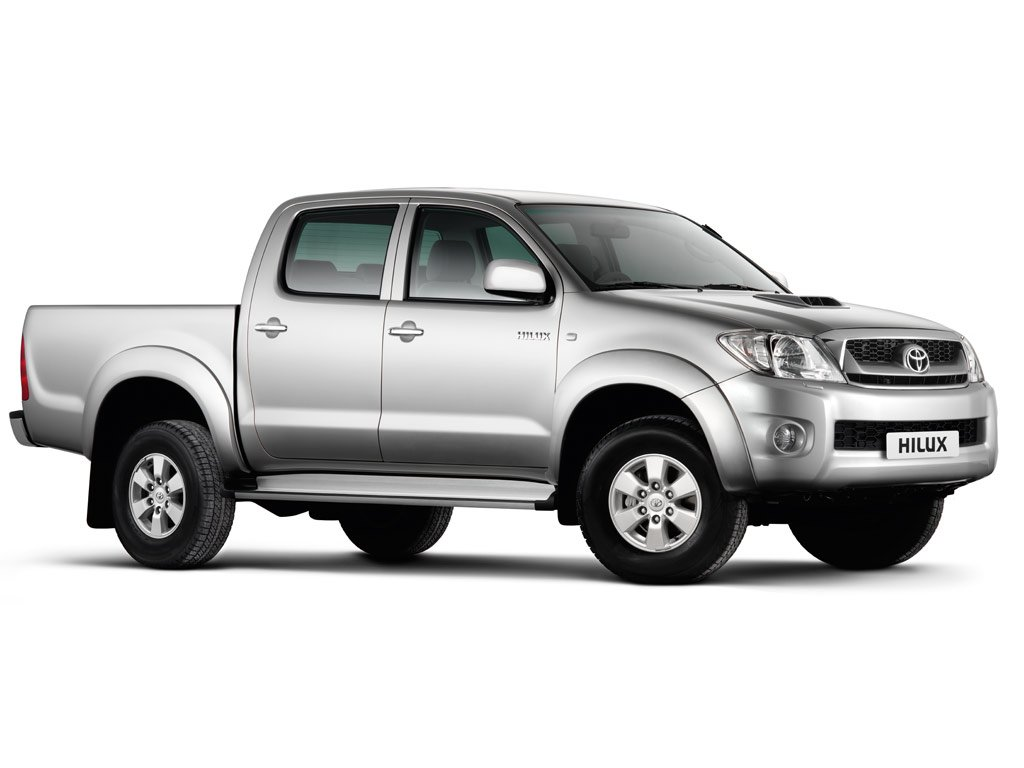 Toyota-Hilux-Pick-Up-Armoured