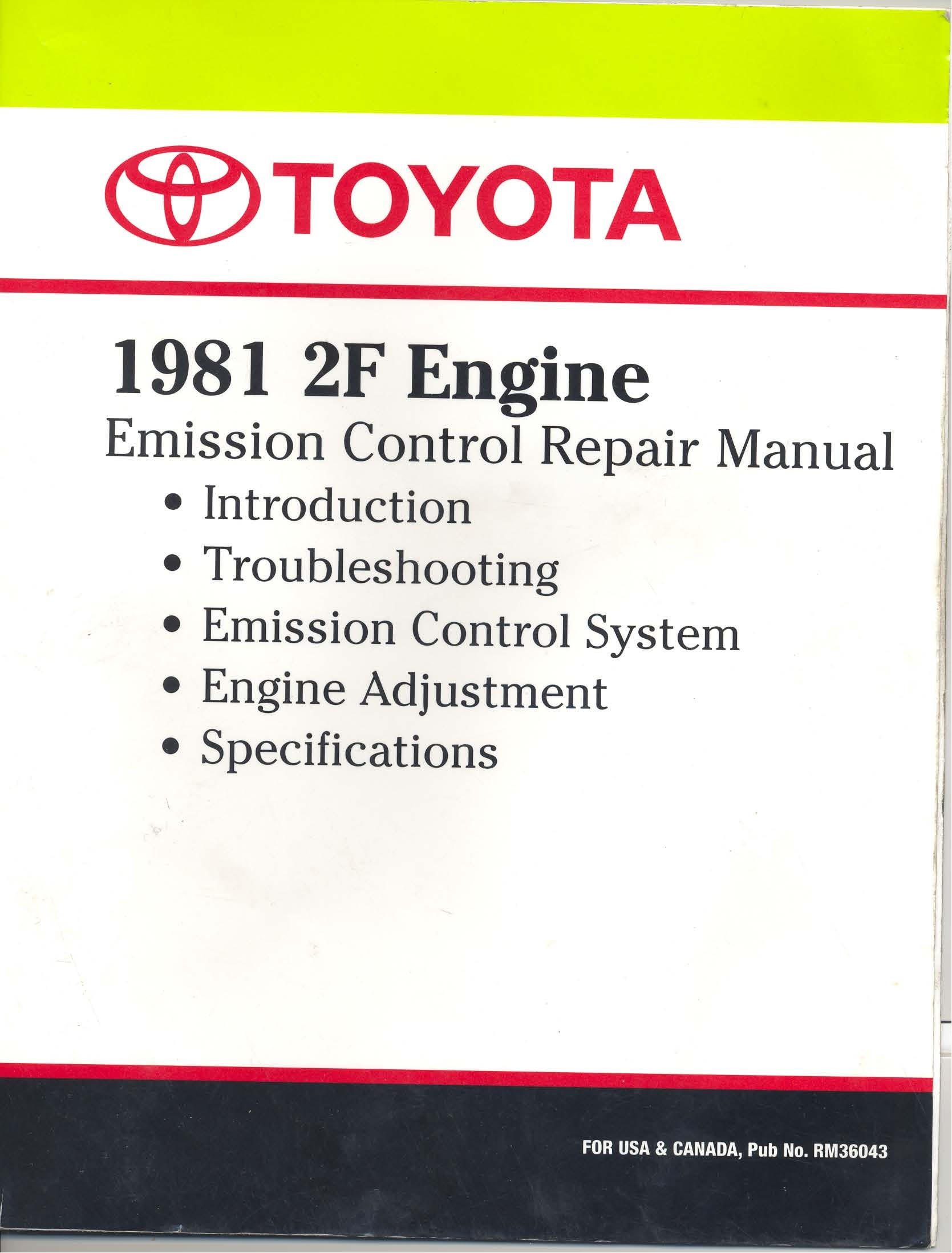 1981_2F_Engine_Emissions_Control_Repair_Manual_Page_1